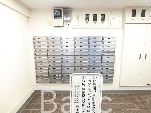 中古マンション-杉並区桃井2丁目 集合ポスト