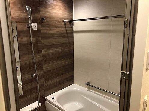 中古マンション-名古屋市瑞穂区田辺通2丁目 1日の疲れを癒す浴室