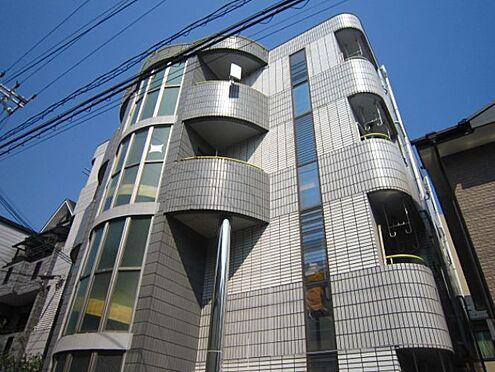 マンション(建物一部)-大阪市旭区高殿7丁目 タイル張りの綺麗な外観です