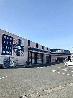 アパート-浜松市中区佐鳴台1丁目 クリエイトSD入野店まで、徒歩5分