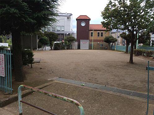 土地-川越市大字上寺山 脇田本町公園(3632m)