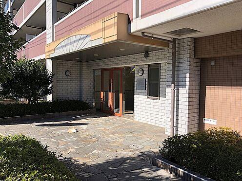 中古マンション-熊谷市新堀 エントランス