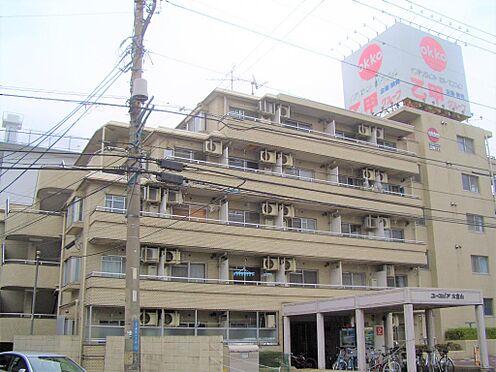 マンション(建物一部)-横浜市港北区樽町1丁目 外観です。