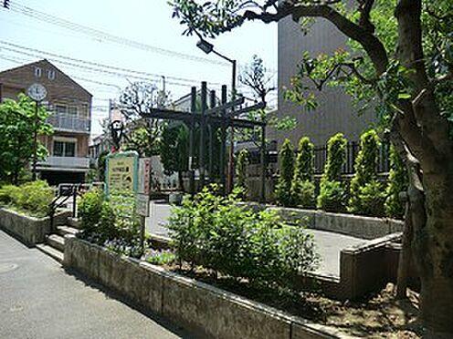 建物全部その他-渋谷区代々木4丁目 周辺環境:代々木第四公園