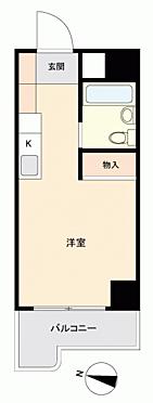 区分マンション-名古屋市天白区原 間取り