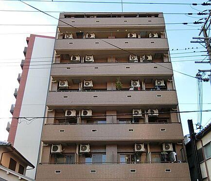 マンション(建物一部)-大阪市都島区内代町3丁目 街並みに溶け込む落ち着いた佇まい