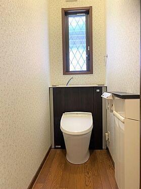 中古一戸建て-長久手市山野田 1階と2階にトイレがあり、忙しい朝も安心です。