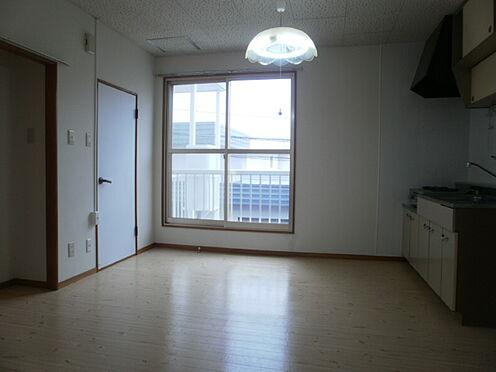 アパート-札幌市南区川沿十三条2丁目 居間