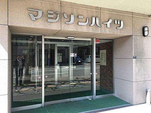 区分マンション-札幌市中央区南九条西3丁目 エントランス