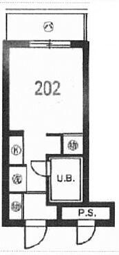 中古マンション-横浜市神奈川区片倉4丁目 間取り