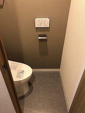中古マンション-越谷市千間台西1丁目 トイレ
