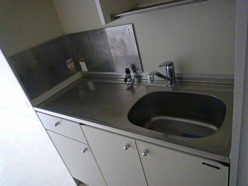 マンション(建物一部)-札幌市東区北十九条東2丁目 キッチン