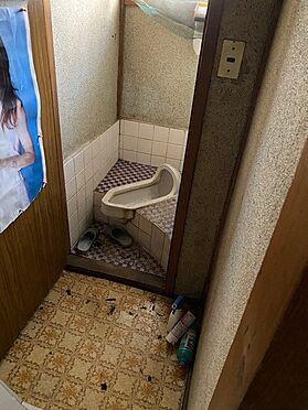 アパート-大阪市西成区千本北2丁目 トイレ