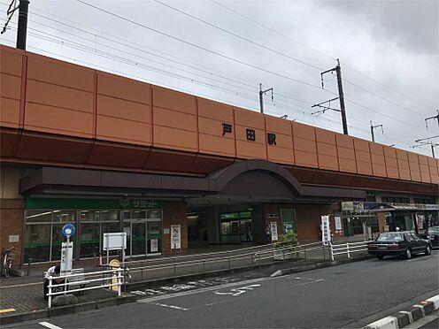 土地-蕨市錦町2丁目 戸田駅(西口)(1129m)