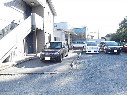アパート-宇都宮市平出町 駐車場