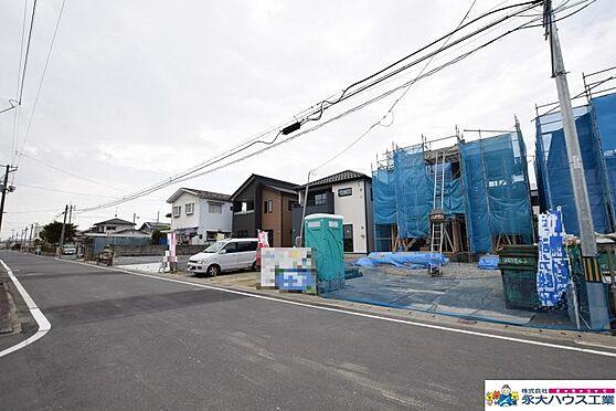 新築一戸建て-石巻市水明北3丁目 外観