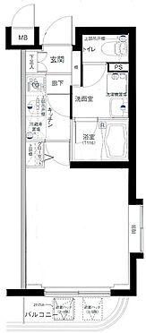 マンション(建物一部)-川崎市多摩区東生田1丁目 間取り