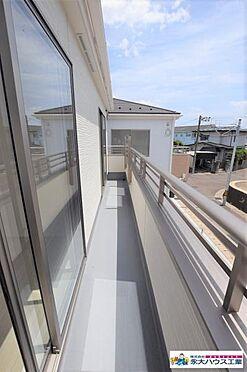 新築一戸建て-仙台市太白区西多賀2丁目 バルコニー