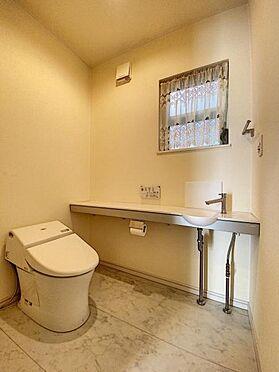 中古一戸建て-福岡市西区豊浜2丁目 一階トイレです☆