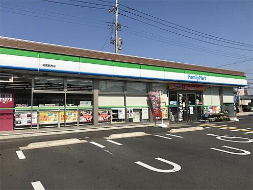 土地-鶴ヶ島市大字藤金 ファミリーマート 若葉駅西店(580m)