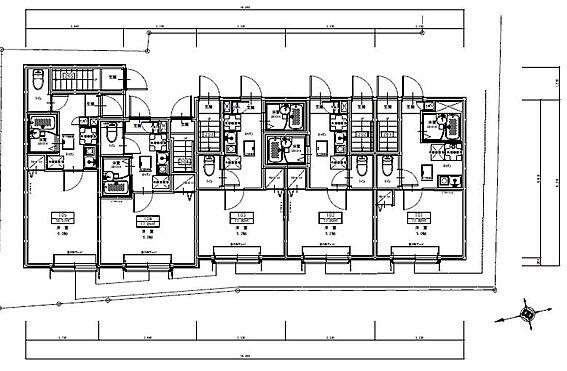 マンション(建物全部)-国分寺市本多2丁目 間取り