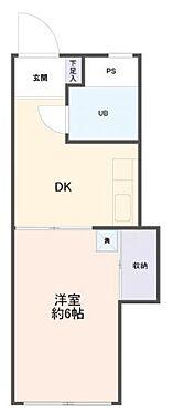マンション(建物一部)-札幌市豊平区平岸二条13丁目 間取り