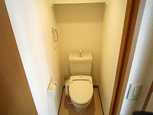 アパート-板橋区仲宿 トイレ