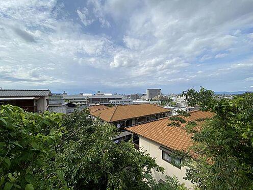 土地-福岡市城南区梅林1丁目 眺望良好です。