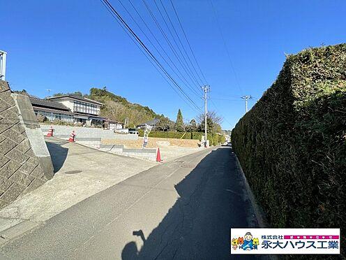 新築一戸建て-仙台市泉区松森字台 外観