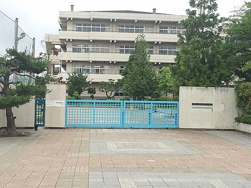 新築一戸建て-仙台市太白区八本松1丁目 郡山中学校 約1100m