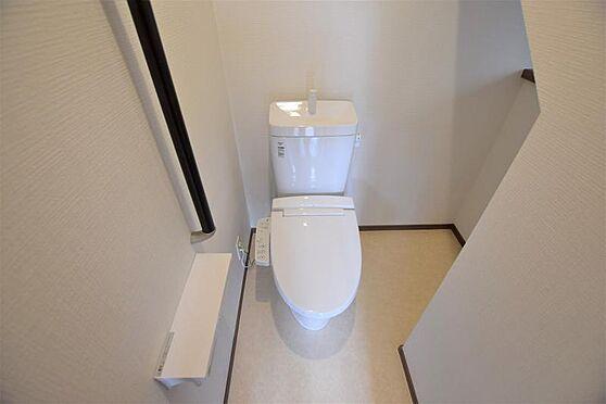 戸建賃貸-仙台市泉区加茂5丁目 トイレ