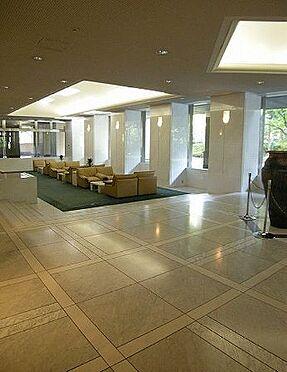 マンション(建物一部)-大阪市都島区中野町5丁目 ホテルライクな清潔感のあるロビー