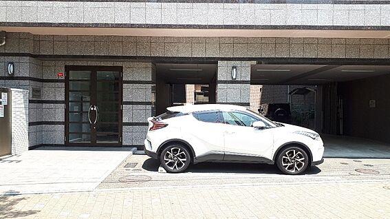 区分マンション-福岡市中央区大宮2丁目 駐車場屋外