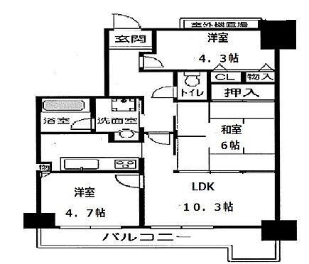 マンション(建物一部)-大阪市平野区加美南4丁目 ファミリーにオススメ
