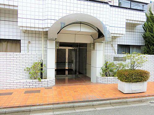 マンション(建物一部)-板橋区赤塚3丁目 入口です。
