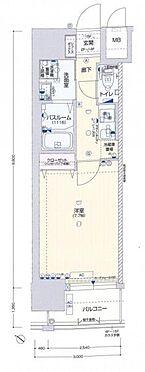 マンション(建物一部)-神戸市兵庫区門口町 間取り