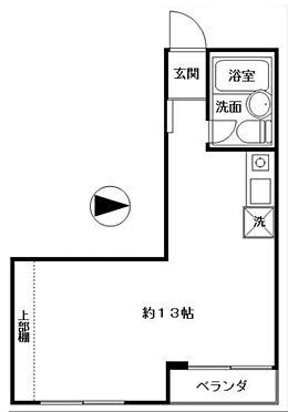 中古マンション-杉並区高円寺南5丁目 間取り