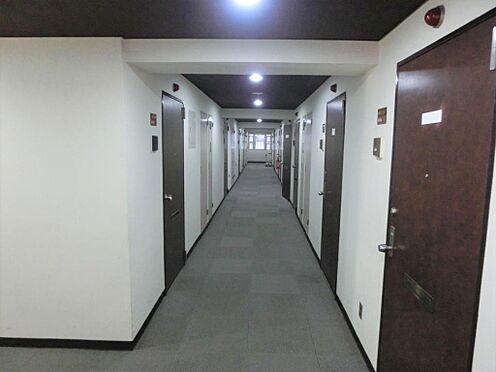マンション(建物一部)-中央区築地4丁目 廊下です。
