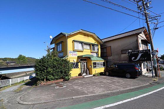 店舗付住宅(建物全部)-藤枝市時ケ谷 外観