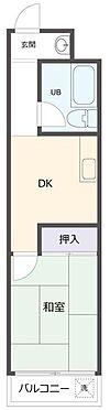 マンション(建物一部)-大阪市淀川区十三本町3丁目 水回りをコンパクトにまとめた動線