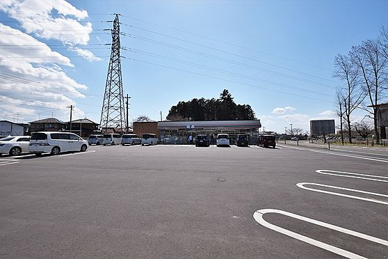 土地-多賀城市浮島字西沢 セブンイレブン 多賀城浮島店 約450m