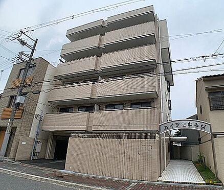 一棟マンション-大阪市東住吉区杭全7丁目 外観