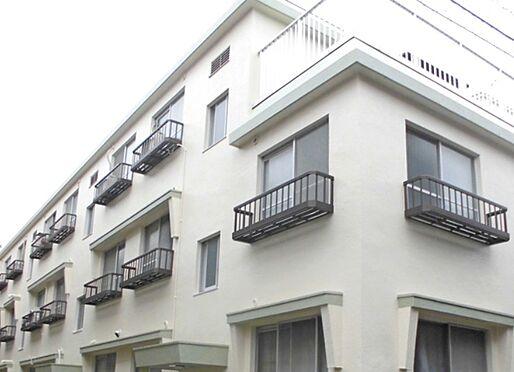 中古マンション-練馬区中村北4丁目 2019年、外壁塗装実施済み