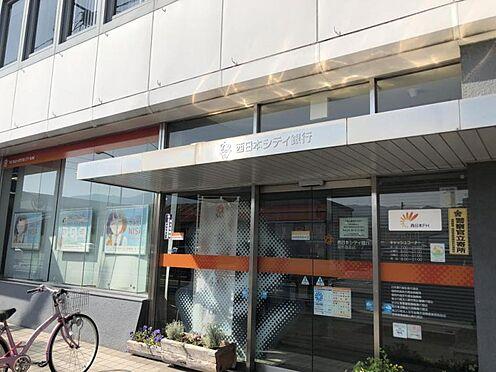 区分マンション-福岡市中央区港3丁目 西日本シティ銀行港町支店 837 m