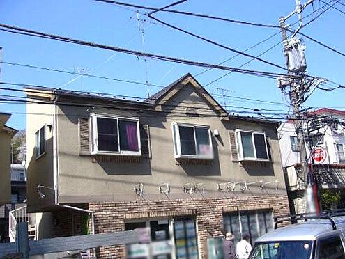 アパート-川崎市多摩区生田7丁目 外観