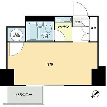 マンション(建物一部)-渋谷区東3丁目 間取り