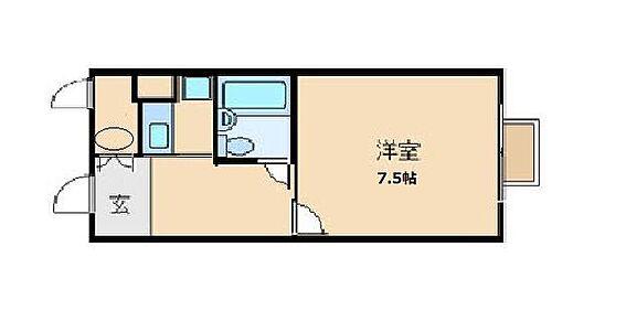 マンション(建物一部)-大阪市中央区南船場2丁目 使い勝手の良い間取りです