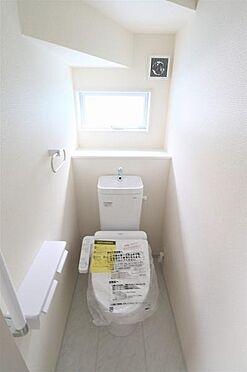 新築一戸建て-仙台市太白区恵和町 トイレ