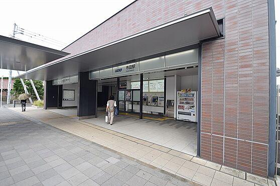 アパート-調布市国領町5丁目 京王線「布田」駅まで徒歩5分の好立地