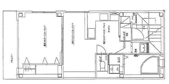 マンション(建物全部)-中野区新井2丁目 5階